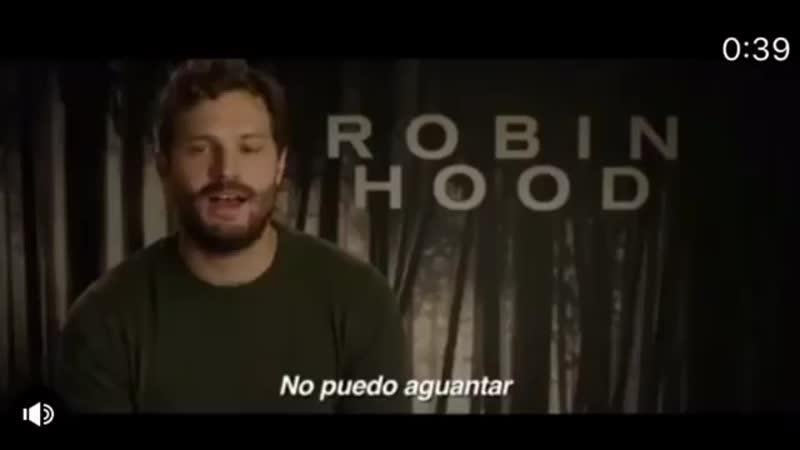 Джейми Дорнан | «Робин Гуд : Начало»