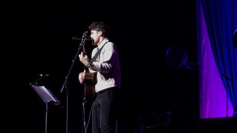 San Francisco Music I Left My Heart In San Francisco - Darren Criss - LMDC Tour - San Francisco
