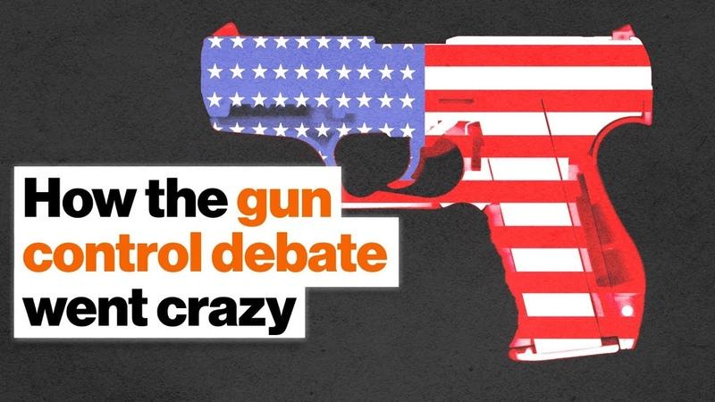 The Second Amendment How the gun control debate went crazy | Kurt Anderson