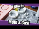 Tutorial 11 Mold Cast Small Projects for Fursuit Heads