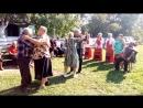 Мини-концерт в деревне Костюки