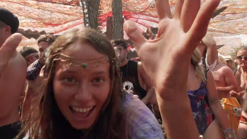 Ozora 2017 Turn On Tune In Drop Out