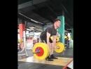 Звонарёв Макс - тяга 150 на 5