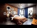 💗 Дизайн в стиле лофт – лофт в интерьере квартиры - спальная, гостиная, ванная, кухня, мебель....mp4