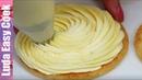 Вкусный ЗАВАРНОЙ МАСЛЯНЫЙ КРЕМ на желтках Очень нежный и лёгкий КРЕМ ДЛЯ ТОРТА ЛЮДА ИЗИ КУК ВЫПЕЧКА