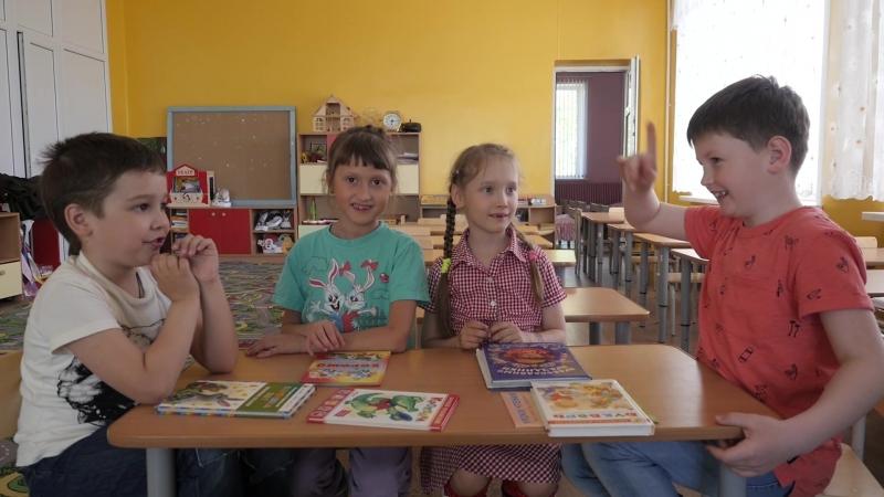 Моменты из жизни в детском саду Солнышко