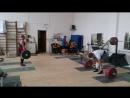 народная_тяга_ДСЭ Дмитрий Дигин вес 83.3 кг против Егора Терентьева вес 89 кг (штанга 167.5 против 180)