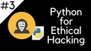 Python For Ethical Hacking 3 Importing The Nmap Module