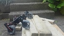High mobility mars rover robot 3d printed rc crawler test 2