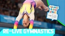 RE LIVE Day 07 Artistic Gymnastics Youth Olympic Games 2018  Buenos Aires