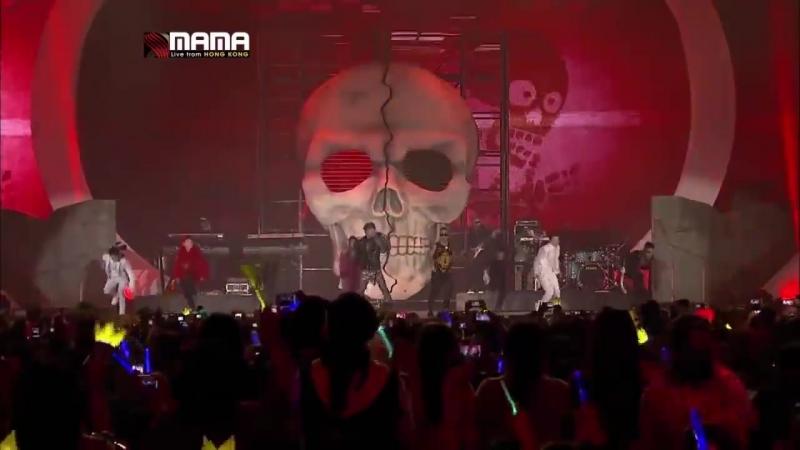 빅뱅(BIGBANG) - 크레용(CRAYON) 판타스틱 베이비(FANTASTIC BABY) _ MAMA 2012