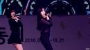 [4K] 180919 여자친구 (GFRIEND) 신비 (SINB) 너 그리고 나 (NAVILLERA) / 창원대학교 직캠 fancam by ecu
