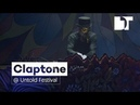 PREMIERE Claptone Daydreaming Stage by Untold Festival Romania