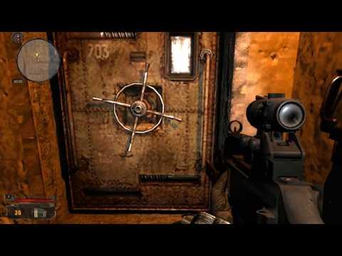 S. T. A. L. K. E. R Fear Zone. операция Один. Выстрел лаборатория X-8,документы к гаусс-пушке.