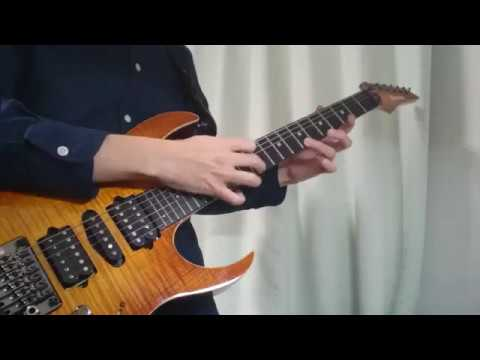 TAB 「Story of Hope」 your colors your feelings Guitar Cover
