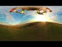 Portal VR проект Полета на воздушном шаре на Российскую агропромышленную выставку Золотая осень