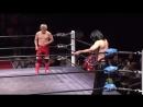 Kuishinbo Kamen vs. Ryota Nakatsu vs. Yoshihiro Horaguchi Toshiaki Kawada Produce - Holy War Vol. 2