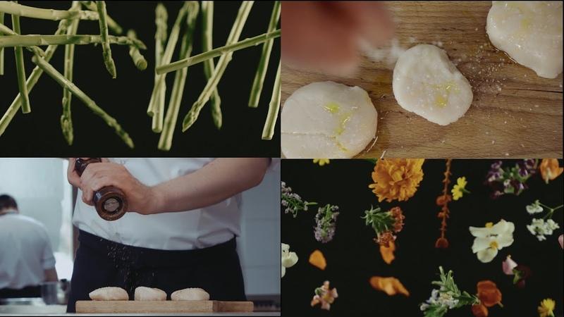 Промо ролик ресторана REDACTOR шеф-повар Родион Андрианов