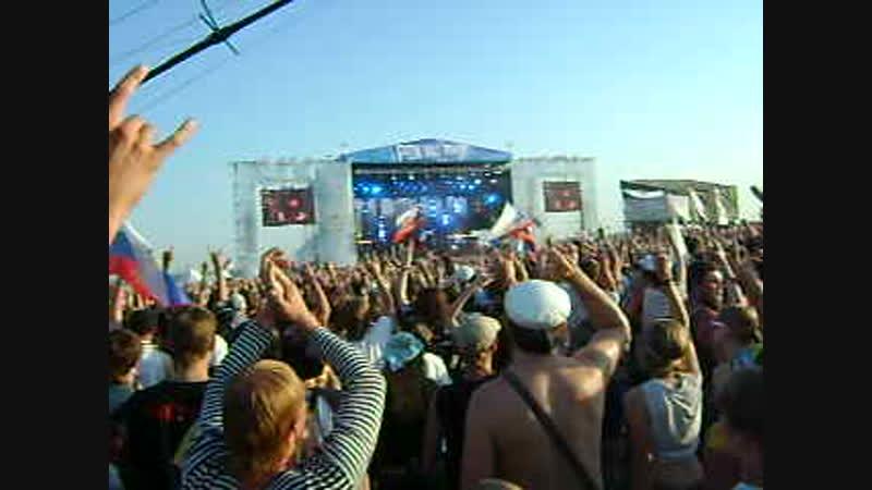 2008 Жгём Фест Рок над Волгой г Самара