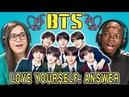 Teens React to BTS - Idol/Love Yourself: Answer (K-Pop)