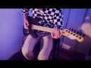 Disturbed Stricken Guitar cover by Caster