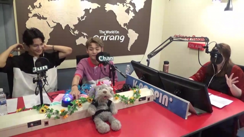 RADIO   05.09.18   Jun, Chan @ Arirang Radio K-POPPIN' IDOL CLASS 4 (Ep. 46)