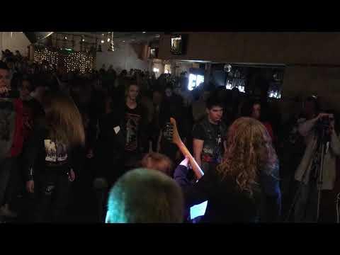 Corvus Lives Again - I Cum Blood (отрывок) (17.11.18, AMA GIG)