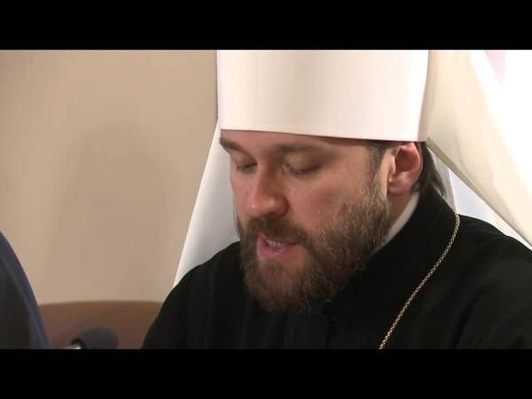 Митрополит Иларион (Алфеев) о значении монашества.