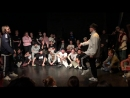 SOTKA BATTLE 2018 FINAL hip hop Bazz Zombia vs Artem Sidorov 1st round