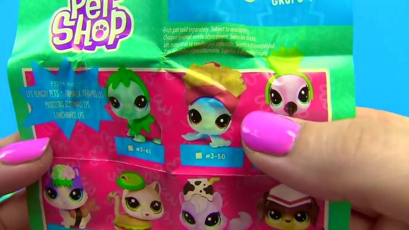 MY TOYS PINK ЛПС ГОСТИ КУКЛЫ ЛОЛ ИЗ КОСМОСА LPS Cosmic Littlest Pet Shop Blind Bags Игрушки для Детей