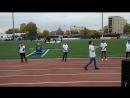 Открытие футбола в ТГУ 2
