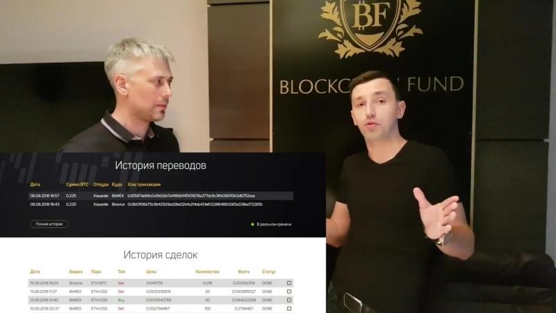 О компании Blockchain Fund и ее продукте ProfitBTC (основное)