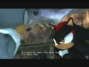 SONIC The Hedgehog (2006) - Shadow's Story - 22: 10 Years Ago (Shadow Roundhouse Kick To Silver)