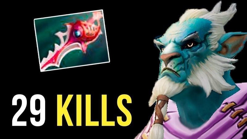 No one can stop that cancer Epic Phantom Lancer 29 Kills by Gorgc Gameplay Dota 2 Ranked