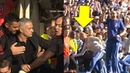 Jose Mourinho in A Fight With Chelsea Bench After Chelsea vs Man United 2-2 Game