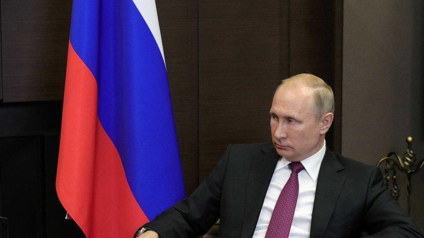 О чём будут говорить Путин и Макрон