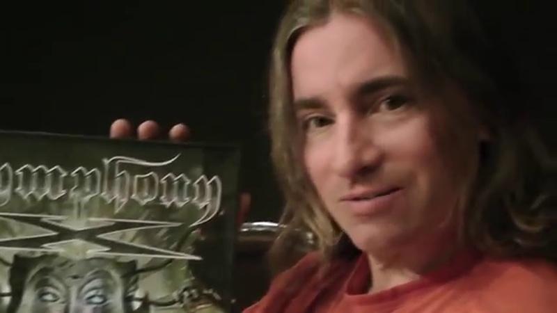 NM213b Jason Rullo - Symphony X Drummer - Food Trucker With Heart