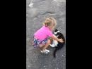 Дариша и котик 🐈 цап царап