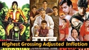 10 Highest Grossing Bollywood Movies all Time with Domestic Gross Adjusted for Inflation Part 2