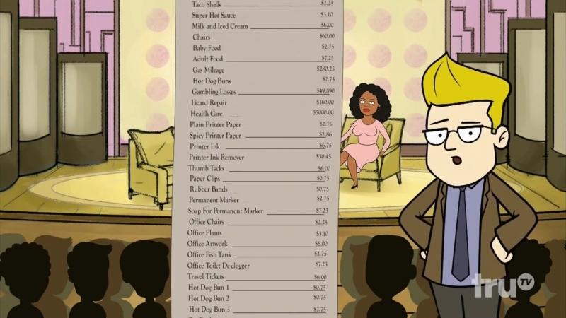 Адам портит все эпизод 19 серии 1го сезона