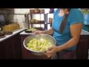 Запеченая картошка в духовке- Рецепт- -09-18г-- Семья Бровченко-