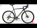 Велосипед циклокросс Cannondale CAADX Ultegra disc (2018). Веломагазин VeloViva