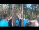 Соревнования по подтягиваниям