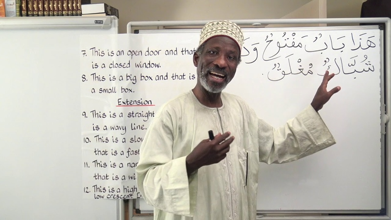 Gateway to Arabic Book 2, Lesson Fourteen Demonstrative pronouns in use