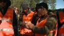 Новоуренгойские активисты поисково спасательного отряда «Лиза Алерт» ищут человека