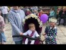 Парад колясок в Ершово