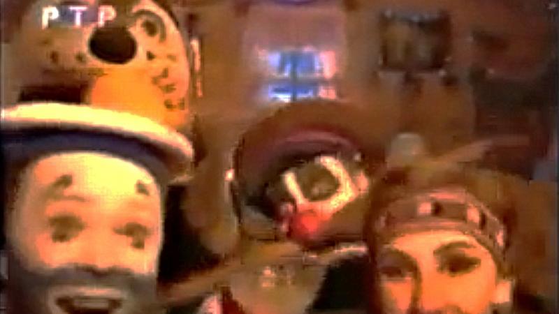 Деревня Дураков – С Новым годом! (РТР, декабрь 2000)