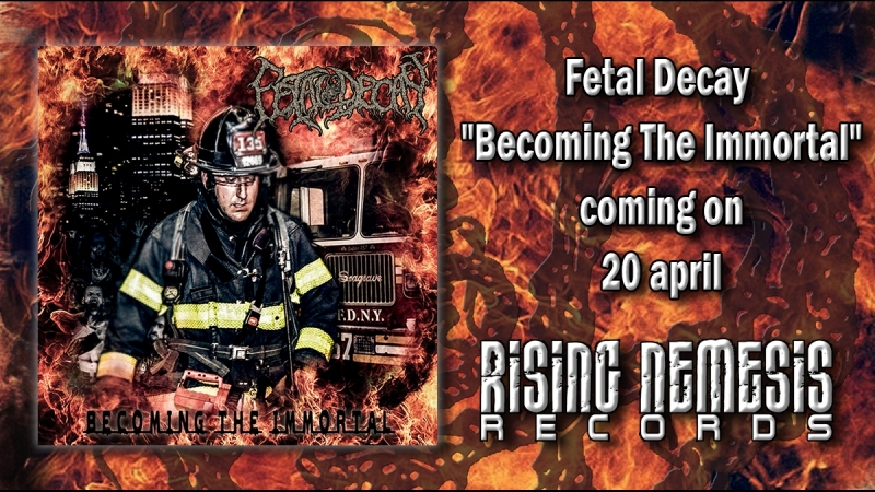 Fetal Decay Becoming The Immortal teaser