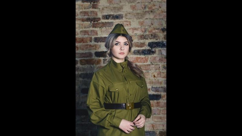 Участница №8 Сапронова Анастасия – Людмила Павличенко