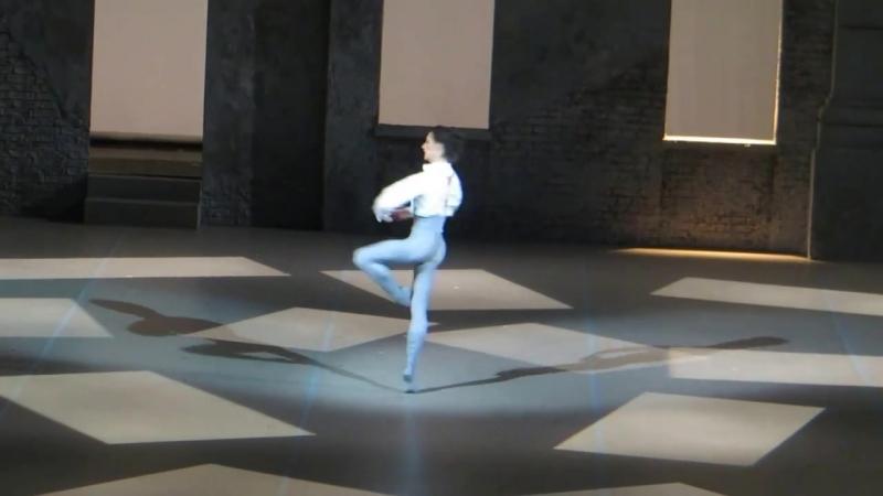 2013-11-01 Coppelia (Petit), Sergei Polunin (Franz), Stanislavsky (1)